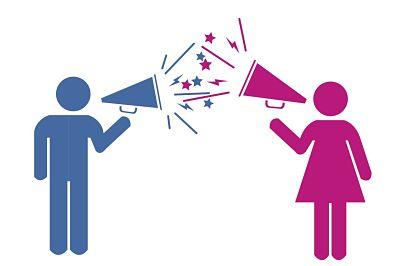 Diferenças na comunicação entre homem e mulher