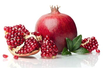 fruta romã brasileira