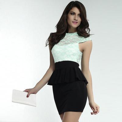 mulher sensual vestindo roupa formal