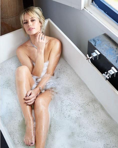 paolla oliveira banho de banheira