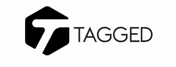 tagged logo logotipo