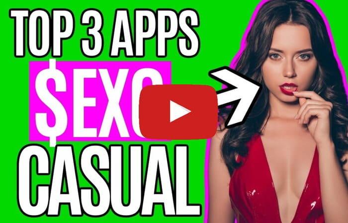 top 3 apps sexo casual no youtube